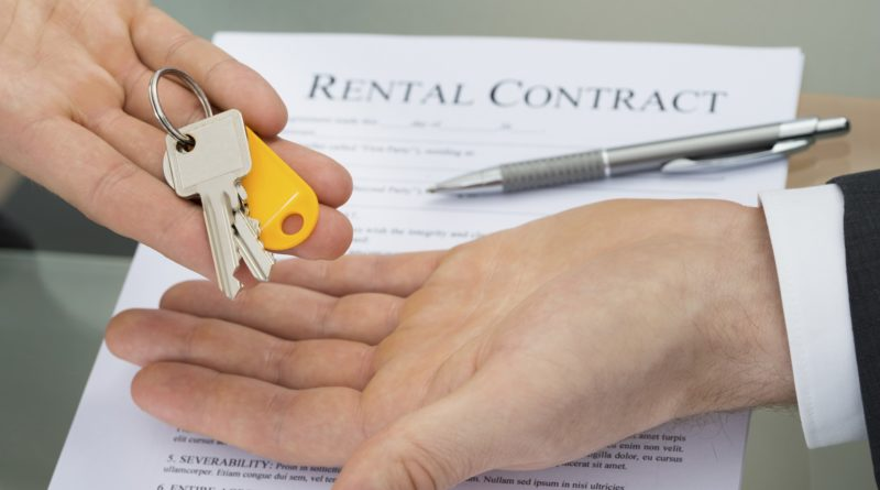 Before Signing A Lease Agreement