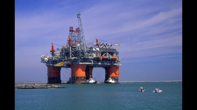 Things You Should Know About Working At Offshore Rig