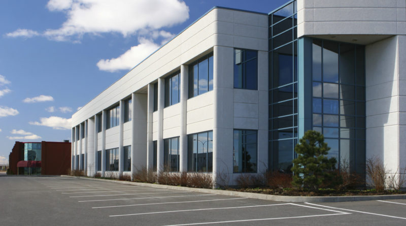 How can you buy a real estate commercial property?