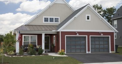5 Things to Consider When Choosing A New Garage Door